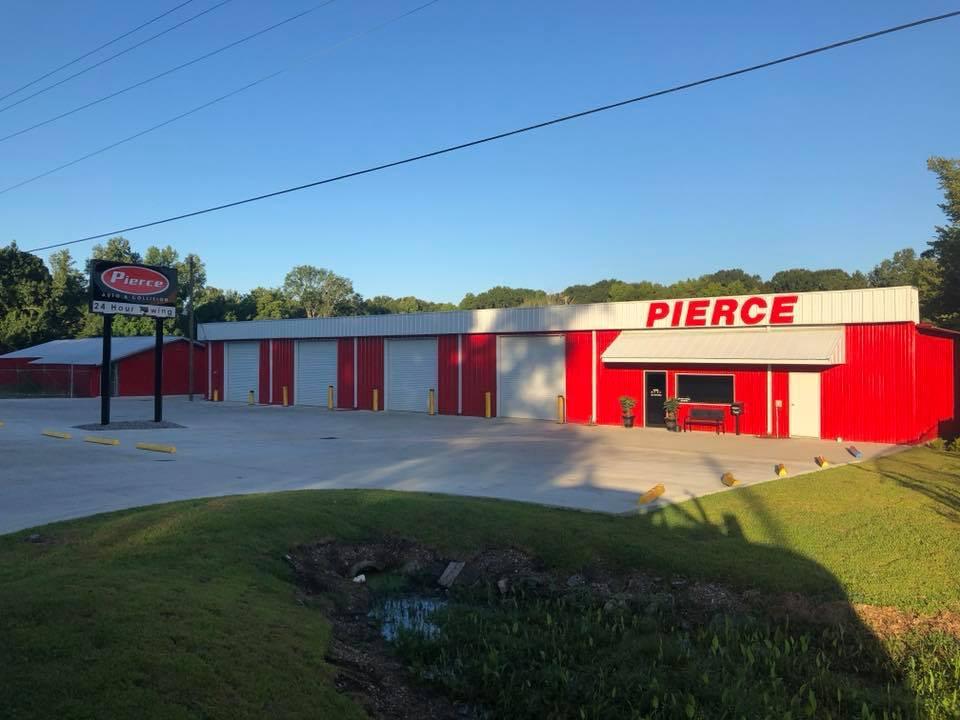 Pierce Auto and Collision - car repair  | Photo 2 of 2 | Address: 19457 Plank Rd, Zachary, LA 70791, USA | Phone: (225) 654-6963
