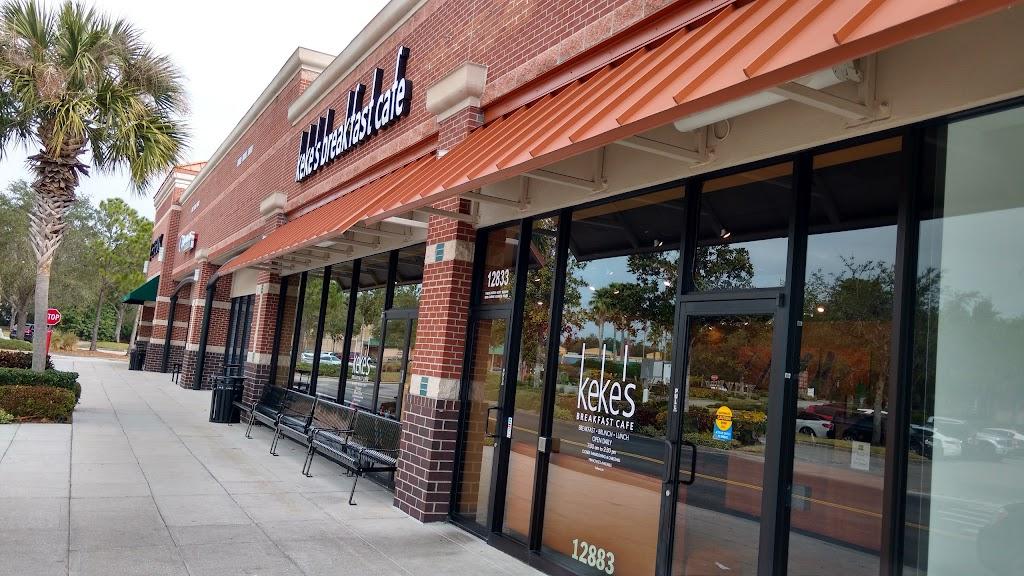 Kekes Breakfast Cafe - restaurant    Photo 1 of 10   Address: 12883 Citrus Plaza Dr, Tampa, FL 33625, USA   Phone: (813) 616-8108