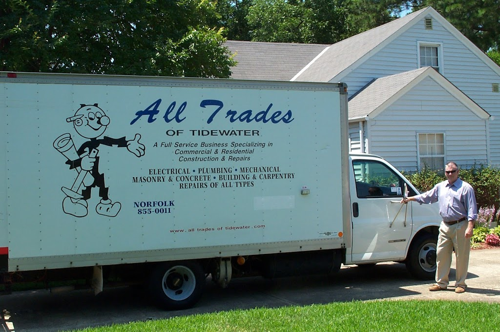All Trades Of Tidewater - electrician  | Photo 1 of 6 | Address: 1016 Green St, Norfolk, VA 23513, USA | Phone: (757) 855-0011