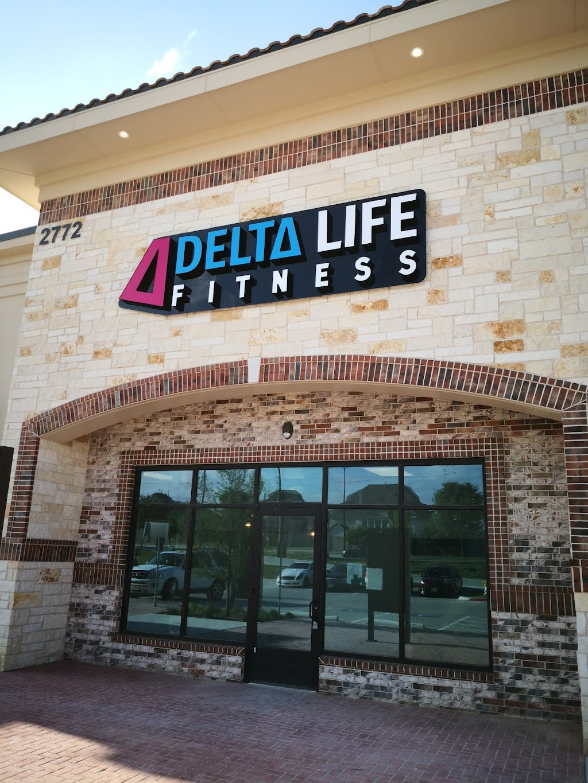 Delta Life Fitness - Frisco - gym    Photo 5 of 10   Address: 2772 Stonebrook Pkwy #500, Frisco, TX 75034, USA   Phone: (469) 755-3533