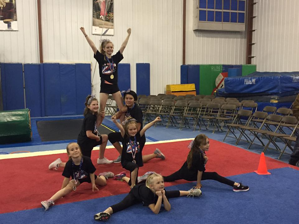 Jam Hops Gymnastics, Dance, Cheer, Ninja, Academic Preschool and Theater - school  | Photo 10 of 10 | Address: 1460 133rd Ln NE, Ham Lake, MN 55304, USA | Phone: (763) 413-0647