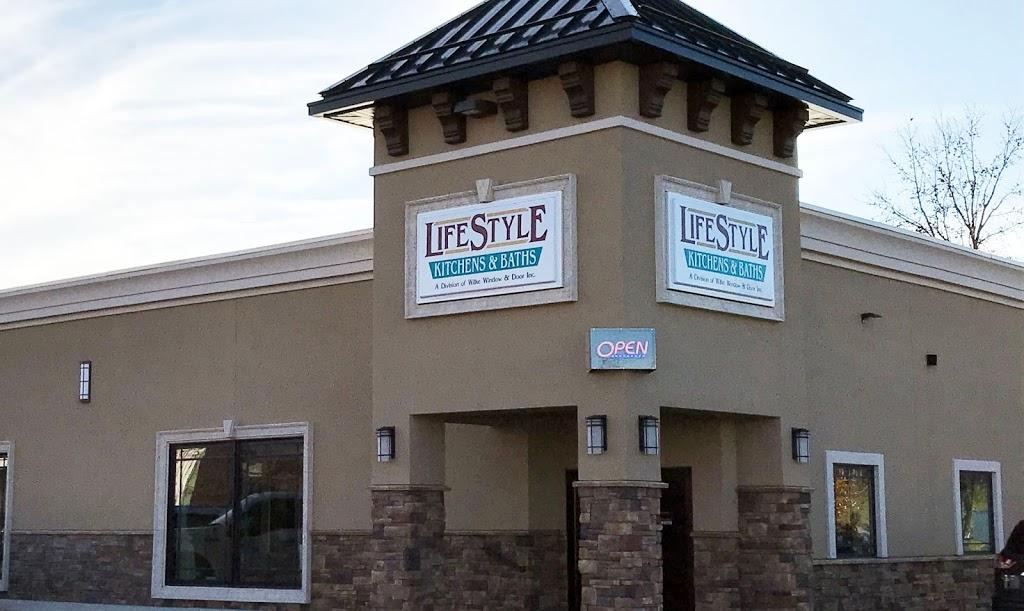 Lifestyle Kitchens & Baths - furniture store  | Photo 1 of 10 | Address: 3500 Lebanon Ave, Shiloh, IL 62221, USA | Phone: (618) 624-1200
