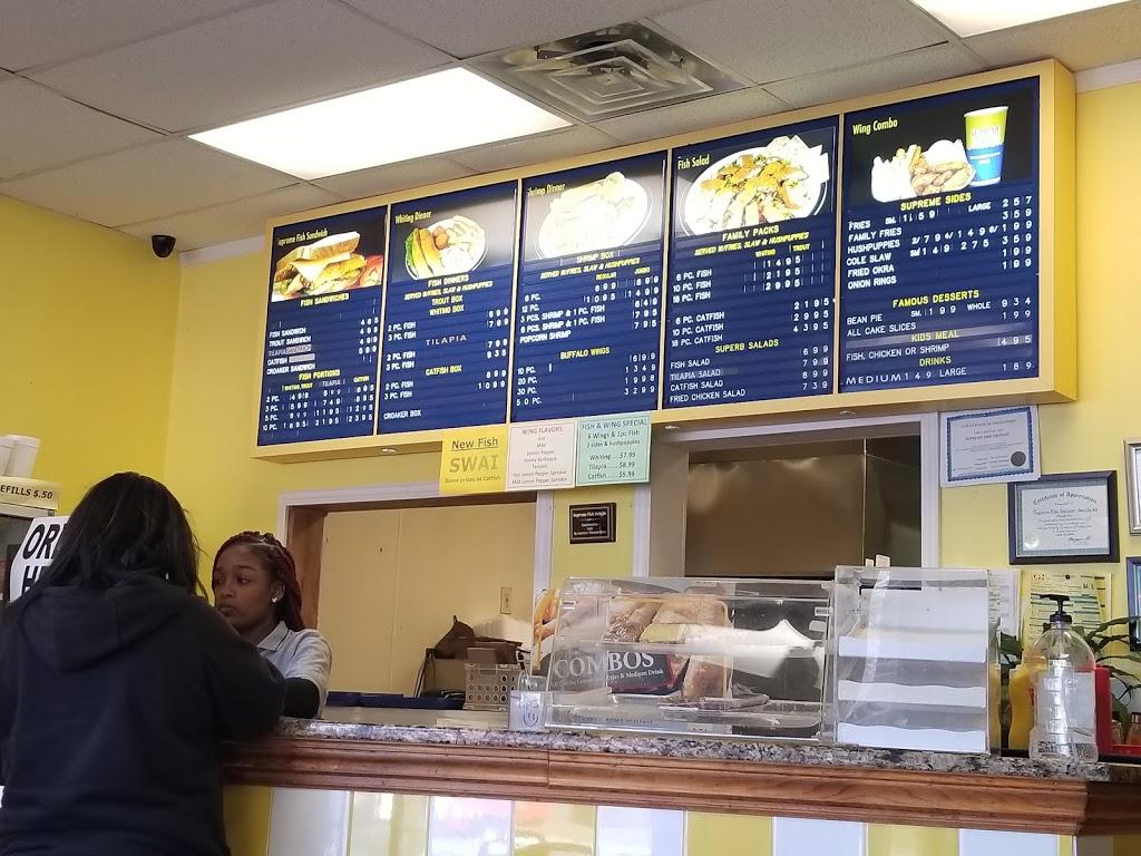 Supreme Fish Delight - restaurant  | Photo 3 of 10 | Address: 3037 Panola Rd, Stonecrest, GA 30038, USA | Phone: (770) 987-3242