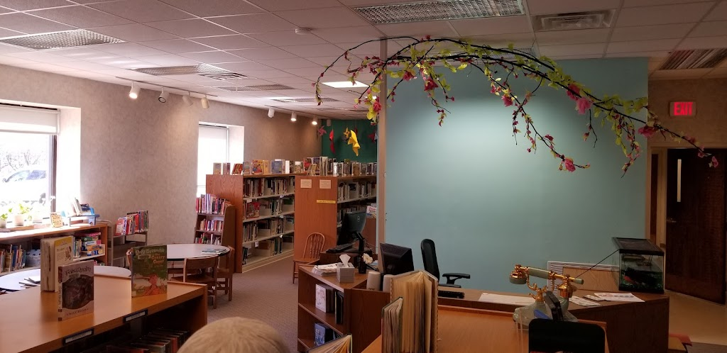 Evans City Public Library - library  | Photo 1 of 3 | Address: 204 S Jackson St, Evans City, PA 16033, USA | Phone: (724) 538-8695