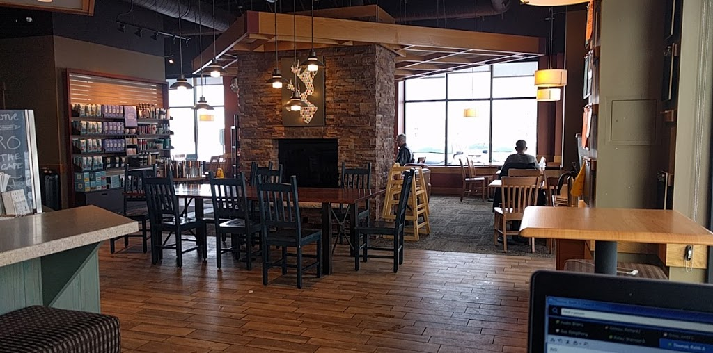 Caribou Coffee - cafe  | Photo 1 of 10 | Address: 1835 Gateway Dr NW Suite 106, Coon Rapids, MN 55433, USA | Phone: (763) 754-1627