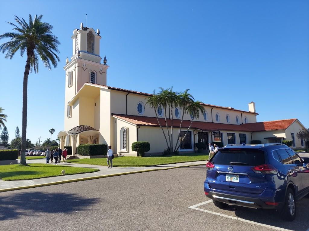 St John Vianney Catholic Church - church  | Photo 1 of 10 | Address: 445 82nd Ave, St Pete Beach, FL 33706, USA | Phone: (727) 360-1147