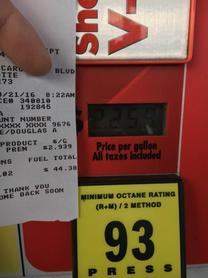 Shell - gas station    Photo 5 of 6   Address: 13209 Carowinds Blvd, Charlotte, NC 28273, USA   Phone: (704) 504-0775