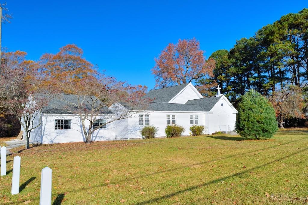 Hornsbyville Baptist Church - church  | Photo 10 of 10 | Address: 907 Hornsbyville Rd, Yorktown, VA 23692, USA | Phone: (757) 813-1880