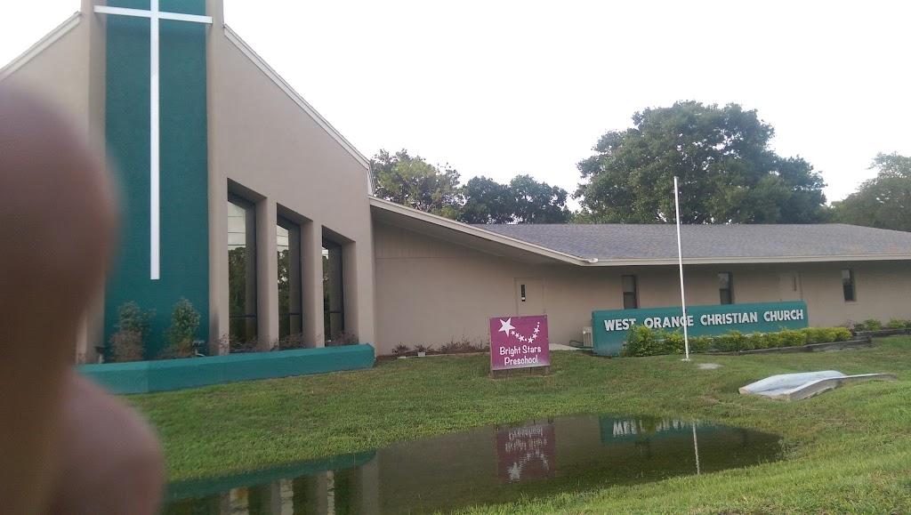 West Orange Christian Church - church  | Photo 7 of 10 | Address: 7325 Conroy Windermere Rd, Orlando, FL 32835, USA | Phone: (407) 299-2092