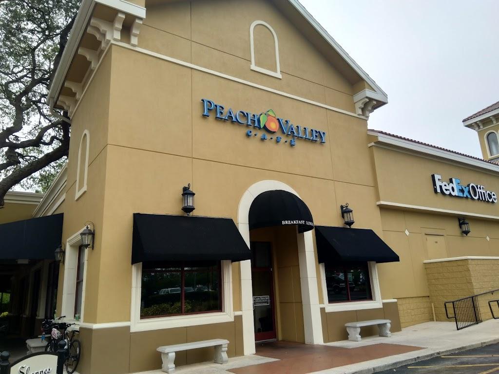 Peach Valley Café - cafe    Photo 1 of 10   Address: 1210 S International Pkwy, Heathrow, FL 32746, USA   Phone: (407) 833-9440