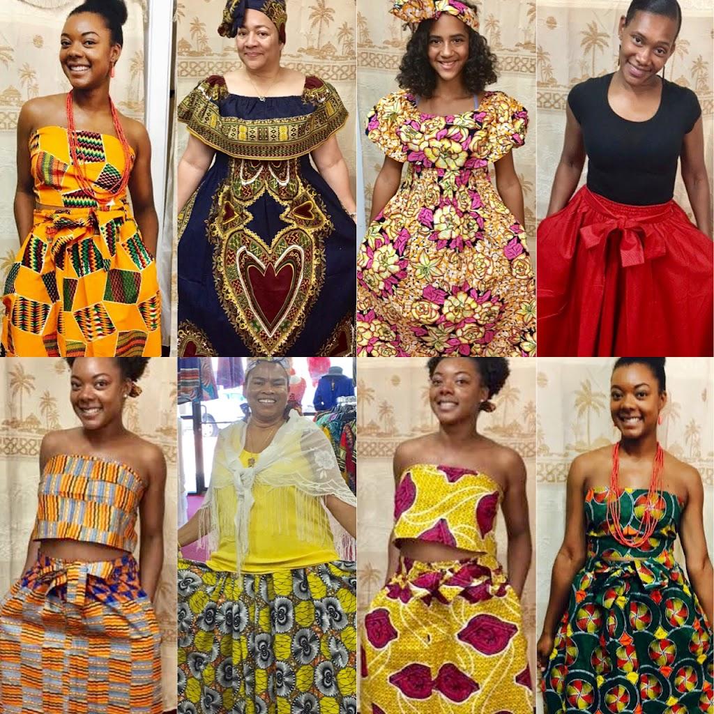 Ngozis Fashions - clothing store    Photo 5 of 10   Address: 3731 W Camp Wisdom Rd, Dallas, TX 75237, USA   Phone: (214) 942-1775