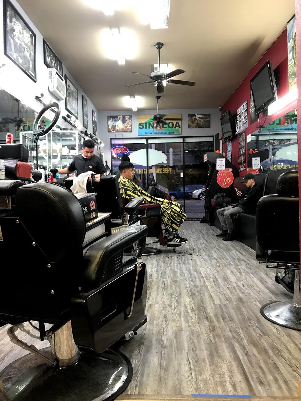 Fade Masterz Barbershop - hair care  | Photo 3 of 10 | Address: 4027 S Main St, Los Angeles, CA 90037, USA | Phone: (323) 474-1867