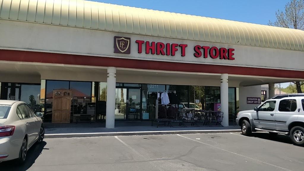 Faith Lutheran Thrift Store - store  | Photo 4 of 10 | Address: 2211 S Rainbow Blvd, Las Vegas, NV 89146, USA | Phone: (702) 242-0224