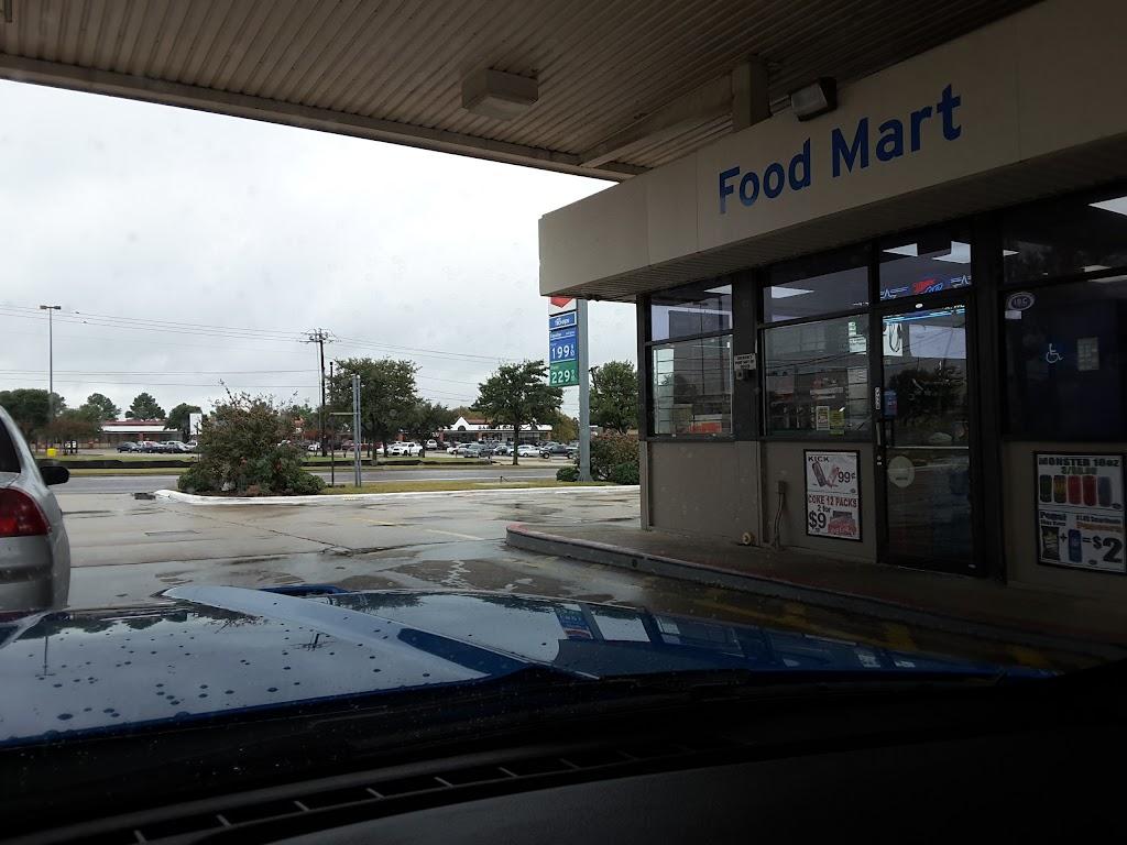 Chevron - gas station    Photo 1 of 3   Address: 3501 Harwood Rd, Bedford, TX 76021, USA   Phone: (817) 685-8413