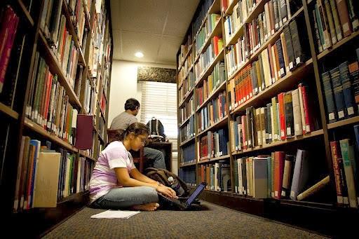 Annie Gabriel Library at California Baptist University - library  | Photo 4 of 9 | Address: 8432 Magnolia Ave #3206, Riverside, CA 92504, USA | Phone: (951) 343-4228
