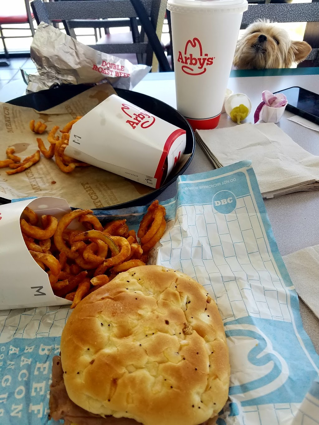 Arbys - meal takeaway    Photo 10 of 10   Address: 6600 E Reno Ave, Midwest City, OK 73110, USA   Phone: (405) 737-1011
