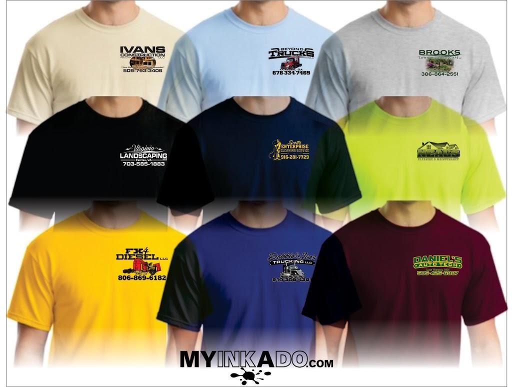 MyInkADo.com - clothing store    Photo 3 of 8   Address: 4308 Broadway Ave, Haltom City, TX 76117, USA   Phone: (855) 357-7468