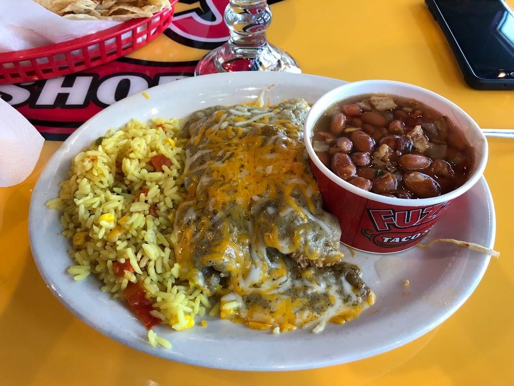 Fuzzys Taco Shop - restaurant  | Photo 5 of 10 | Address: 228 E Pleasant Run Rd, DeSoto, TX 75115, USA | Phone: (469) 297-4924