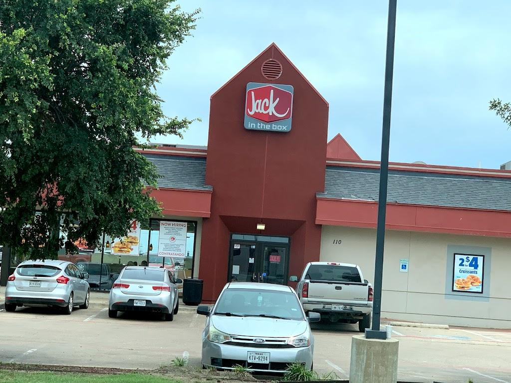 Jack in the Box - restaurant  | Photo 1 of 10 | Address: 110 W Katherine P Rains Dr, Cleburne, TX 76033, USA | Phone: (817) 202-0145