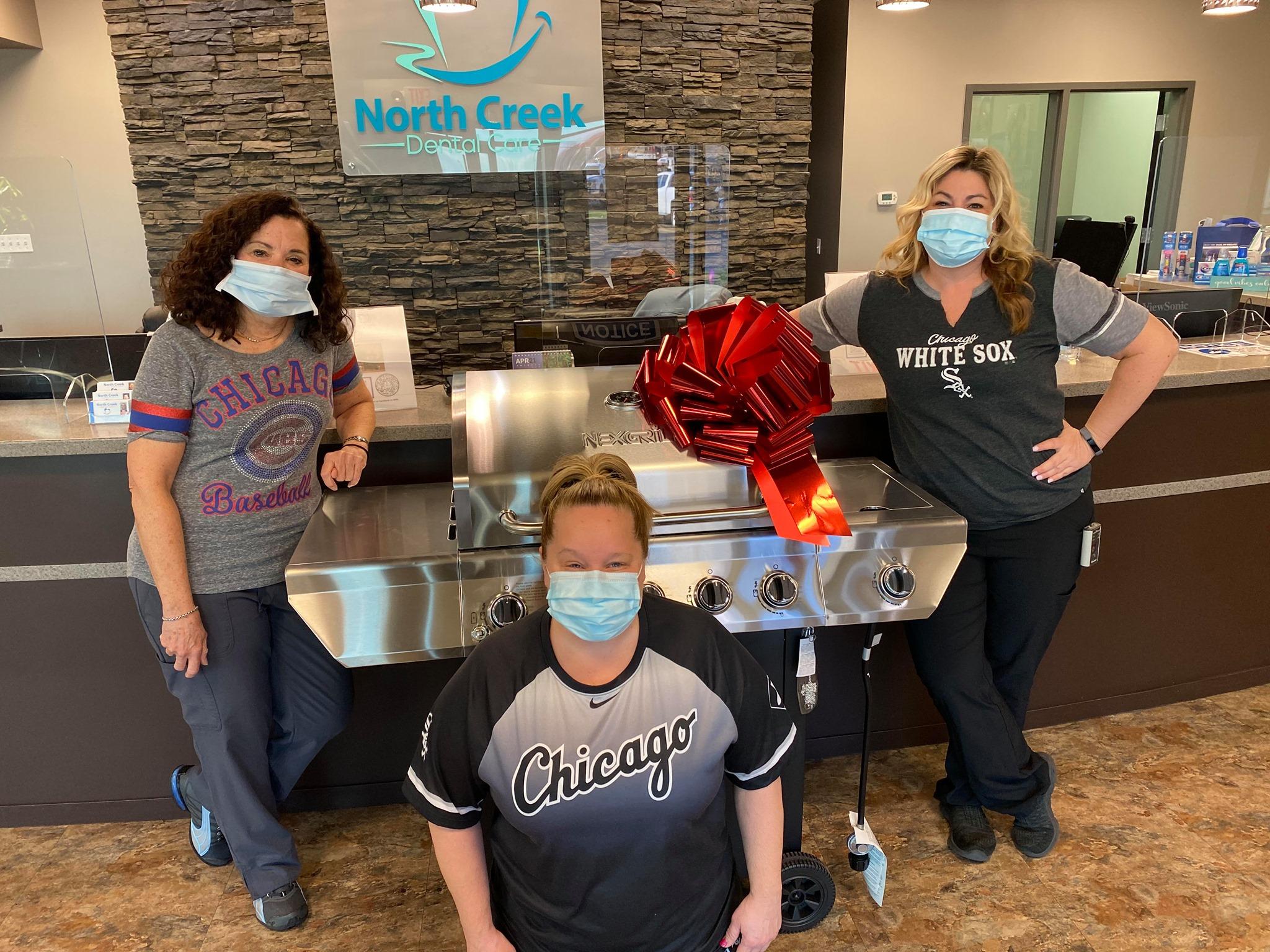 North Creek Dental Care - dentist  | Photo 5 of 6 | Address: 18425 W Creek Dr, Tinley Park, IL 60477, USA | Phone: (708) 532-4131