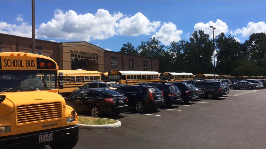 Nagel Middle School - school  | Photo 1 of 1 | Address: 1500 Nagel Rd, Cincinnati, OH 45255, USA | Phone: (513) 474-5407