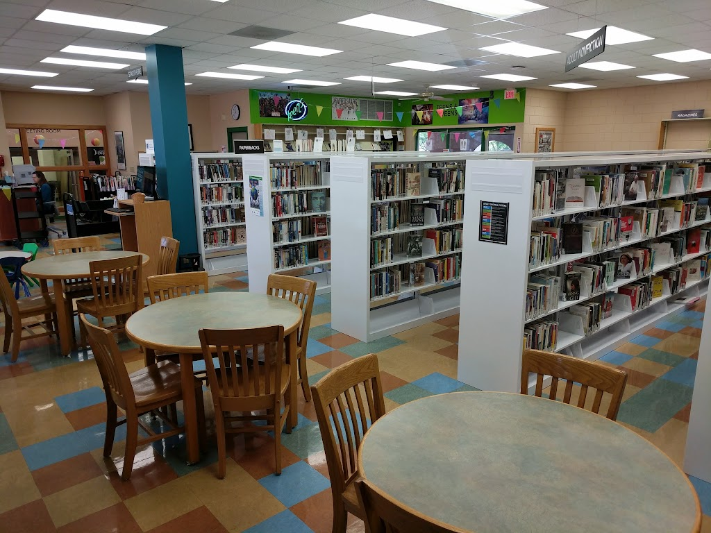 Bixby Library - library    Photo 4 of 10   Address: 20 E Breckenridge Ave, Bixby, OK 74008, USA   Phone: (918) 549-7323