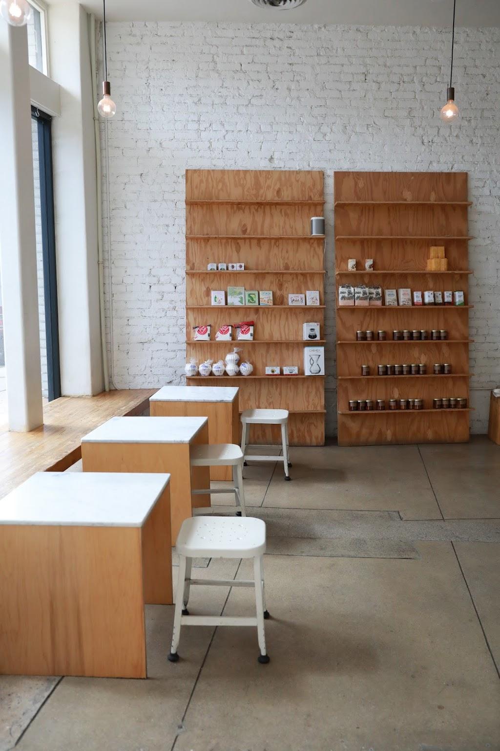 Eightfold Coffee - cafe  | Photo 6 of 10 | Address: 1294 Sunset Blvd, Los Angeles, CA 90026, USA | Phone: (213) 947-3500