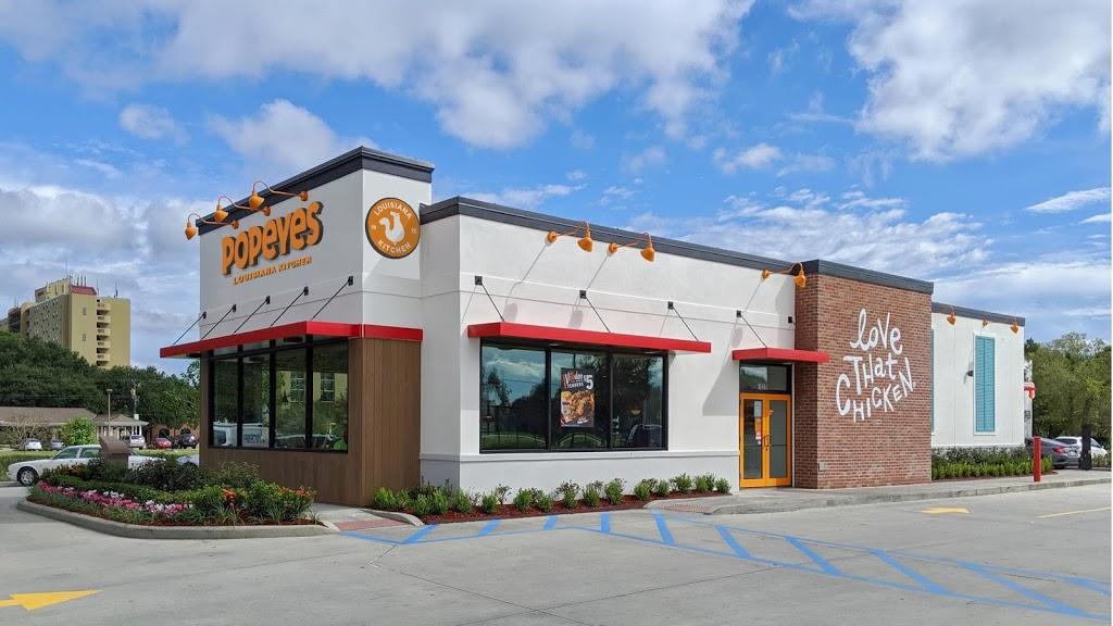 Popeyes Louisiana Kitchen - restaurant  | Photo 1 of 10 | Address: 1205 Garth Brooks Blvd, Yukon, OK 73099, USA | Phone: (405) 578-5410