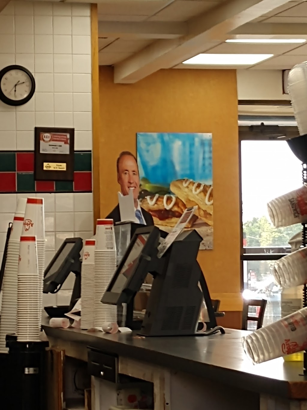 Arbys - meal takeaway    Photo 3 of 10   Address: 6600 E Reno Ave, Midwest City, OK 73110, USA   Phone: (405) 737-1011