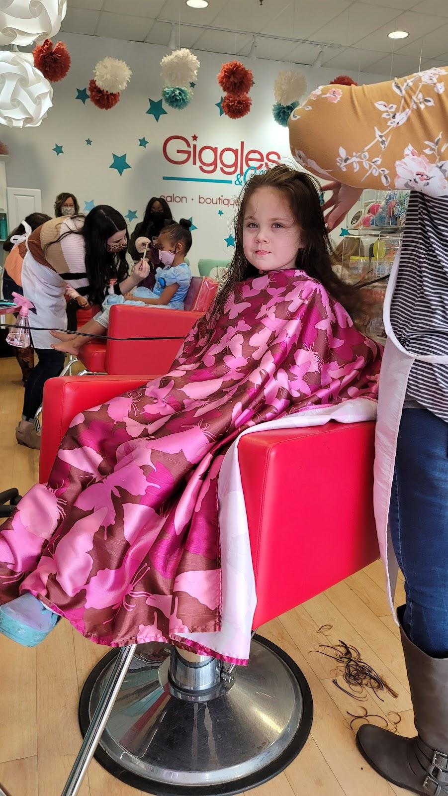 Giggles & Glam Salon - hair care  | Photo 7 of 10 | Address: D, 300 Indian Lake Blvd #200, Hendersonville, TN 37075, USA | Phone: (615) 989-1335