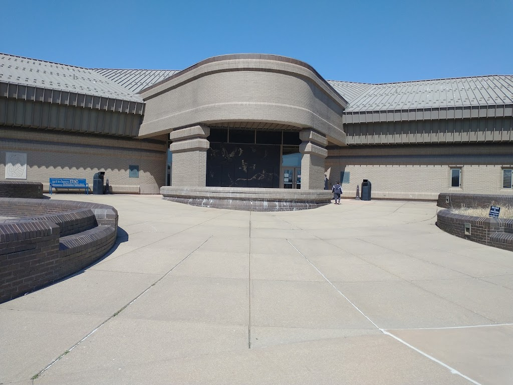 Cahokia Mounds Museum Society - museum    Photo 9 of 10   Address: 30 Ramey St, Collinsville, IL 62234, USA   Phone: (618) 344-9221