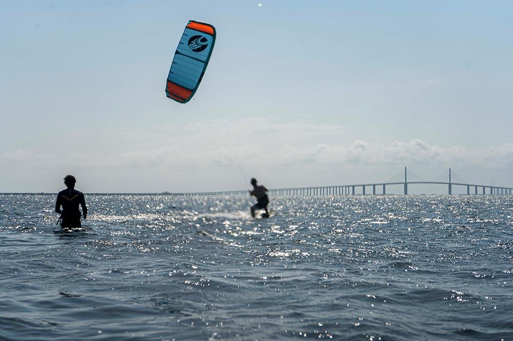Kiteboarding Lessons St Petersburg - store  | Photo 6 of 10 | Address: I-275, St. Petersburg, FL 33715, USA | Phone: (774) 249-8062