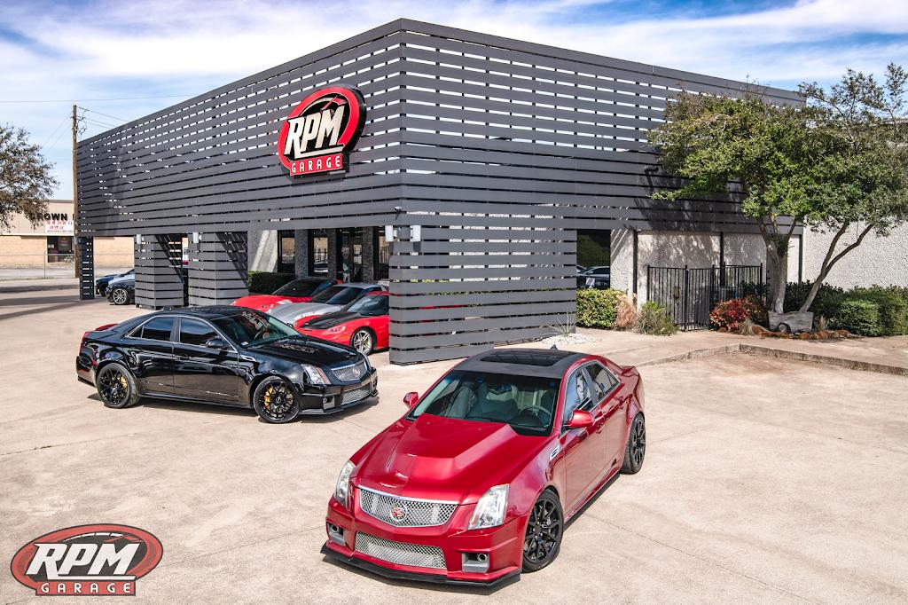 RPM Garage - car dealer  | Photo 5 of 10 | Address: 11450 Sprowles St, Dallas, TX 75229, USA | Phone: (972) 590-8689