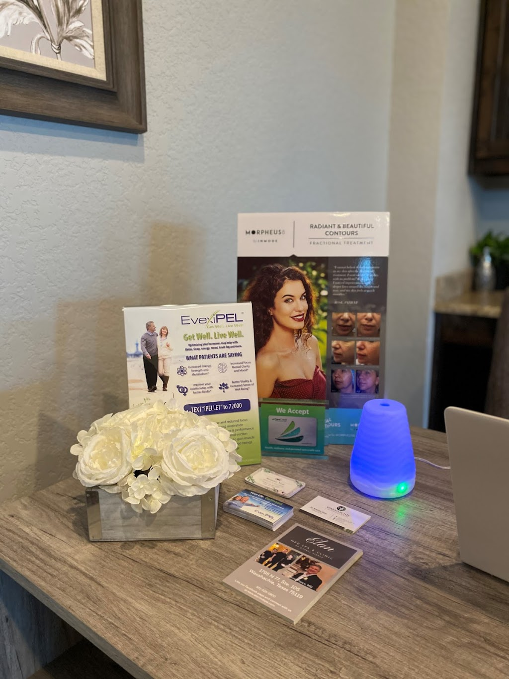 Elan Med Spa & Clinic - spa  | Photo 7 of 10 | Address: 1795 N Hwy 77 Suite 105, Waxahachie, TX 75165, USA | Phone: (972) 525-0800