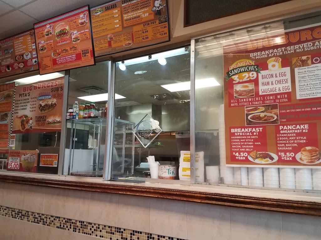 Motor City Burgzs - restaurant    Photo 1 of 10   Address: 17627 E Warren Ave, Detroit, MI 48224, USA   Phone: (313) 640-3956