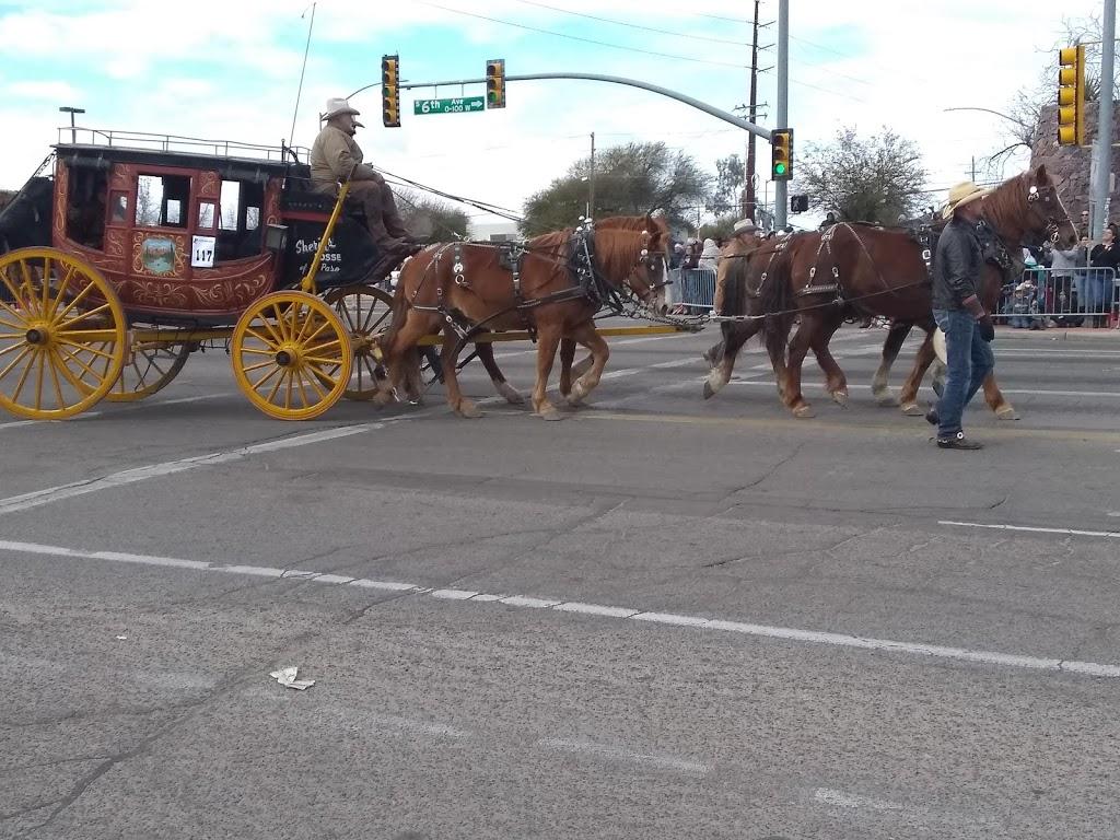 Tucson Rodeo Parade Museum - museum  | Photo 2 of 10 | Address: 4823 S 6th Ave, Tucson, AZ 85714, USA | Phone: (520) 294-3636