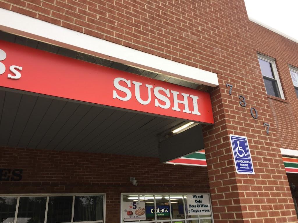 Kanpai Sushi - meal takeaway    Photo 5 of 10   Address: 7307 Macarthur Blvd # A, Bethesda, MD 20816, USA   Phone: (301) 320-4676