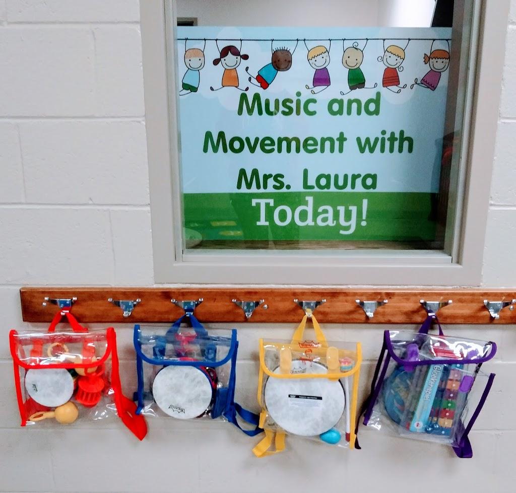 Miss Lauras Music & Movement Programs - gym    Photo 2 of 10   Address: 8100 Belden Blvd, Cottage Grove, MN 55016, USA   Phone: (847) 775-9138