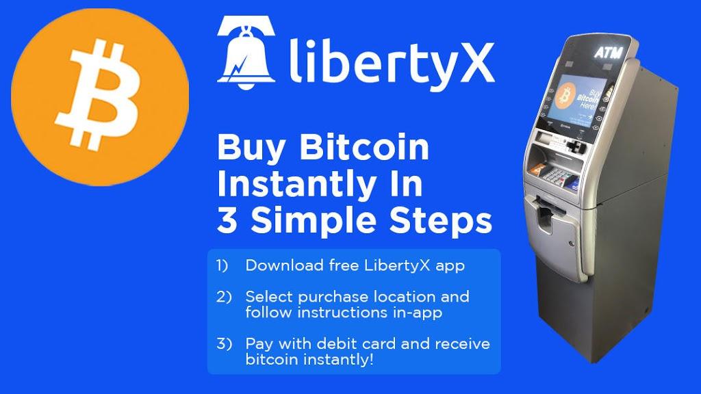 LibertyX Bitcoin ATM - atm  | Photo 6 of 6 | Address: 810 Portage Rd, Niagara Falls, NY 14301, USA | Phone: (800) 511-8940