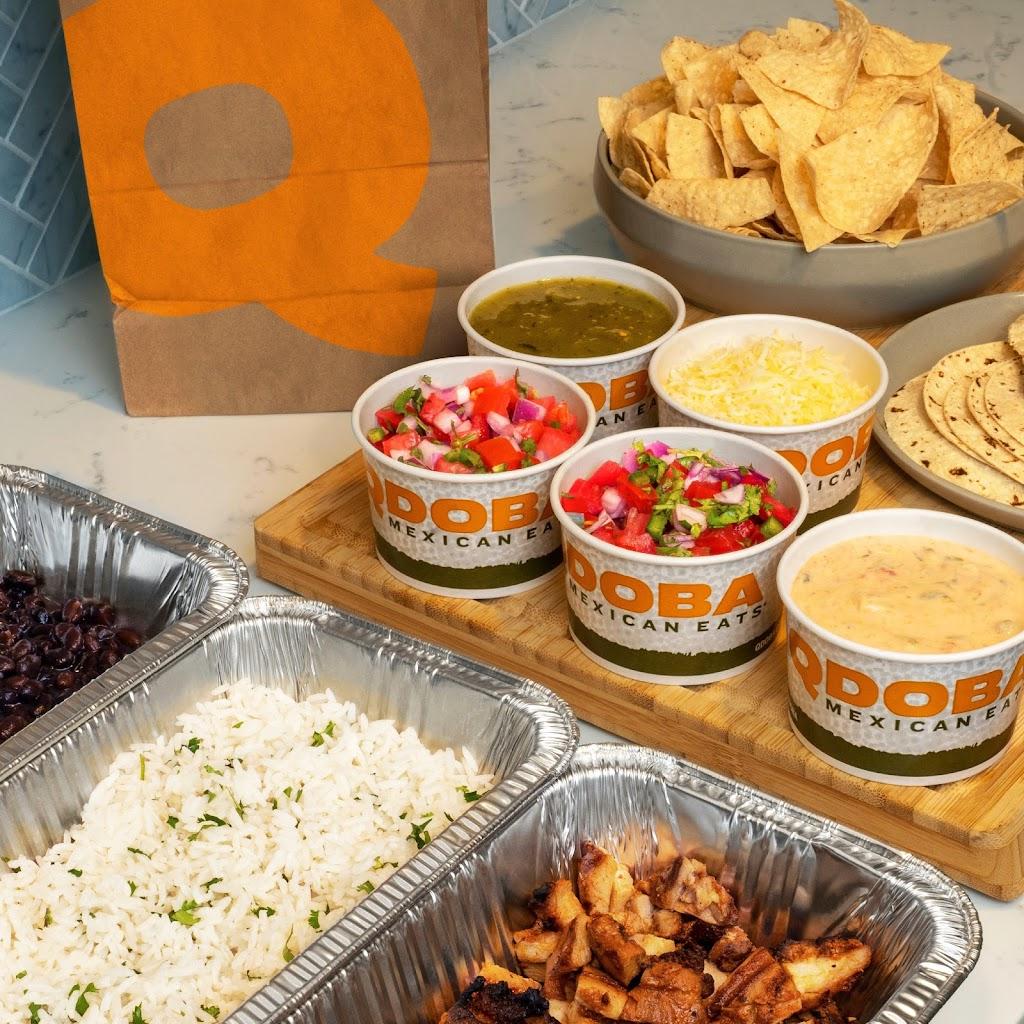 QDOBA Mexican Eats - restaurant    Photo 9 of 10   Address: 5880 Belleville Crossing St, Belleville, IL 62226, USA   Phone: (618) 310-3000