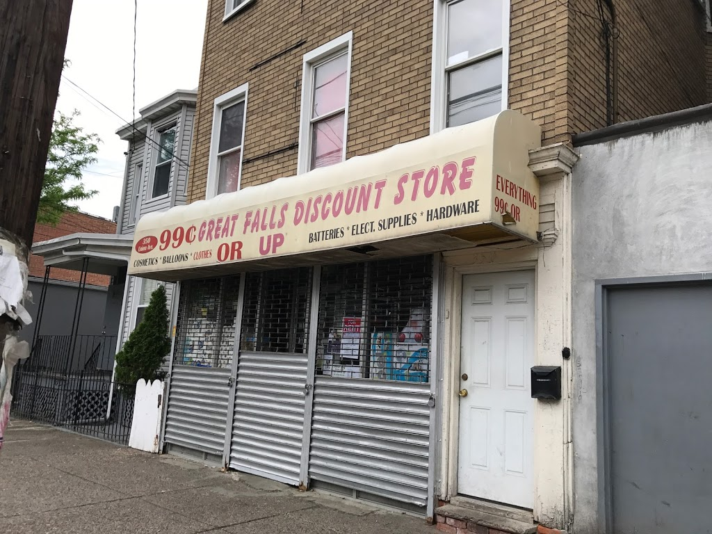 99 Cent Great Falls Discount Store - store  | Photo 3 of 10 | Address: 350 Union Ave, Paterson, NJ 07502, USA | Phone: (973) 389-1211
