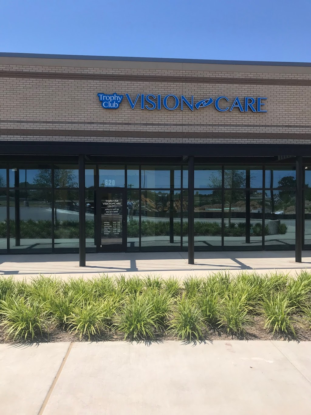 Trophy Club Vision Care - health  | Photo 2 of 4 | Address: 2240 TX-114 Suite 620, Trophy Club, TX 76262, USA | Phone: (682) 831-0999