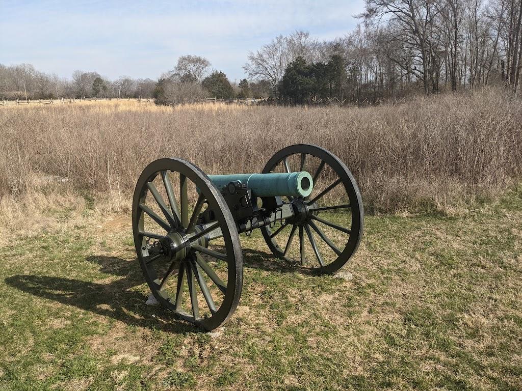 Stones River National Battlefield - museum  | Photo 2 of 10 | Address: 3501 Old Nashville Hwy, Murfreesboro, TN 37129, USA | Phone: (615) 893-9501