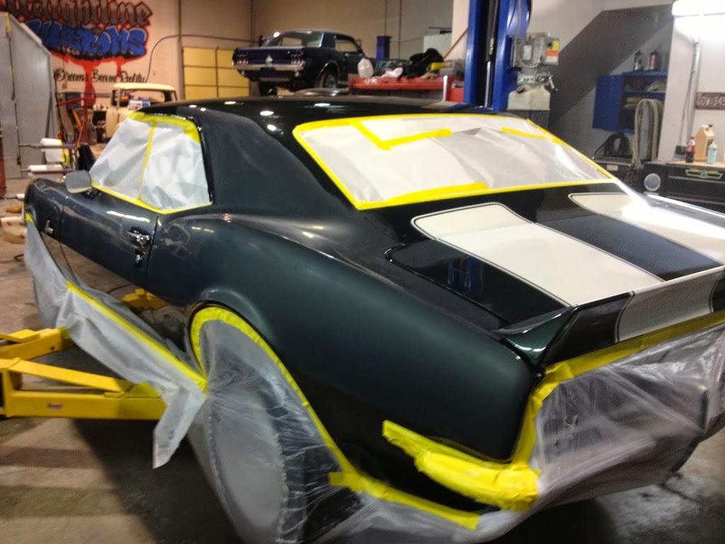 Straight Line Customs, Inc - car repair  | Photo 9 of 10 | Address: 1331 Larc Industrial Blvd, Burnsville, MN 55337, USA | Phone: (952) 367-6542