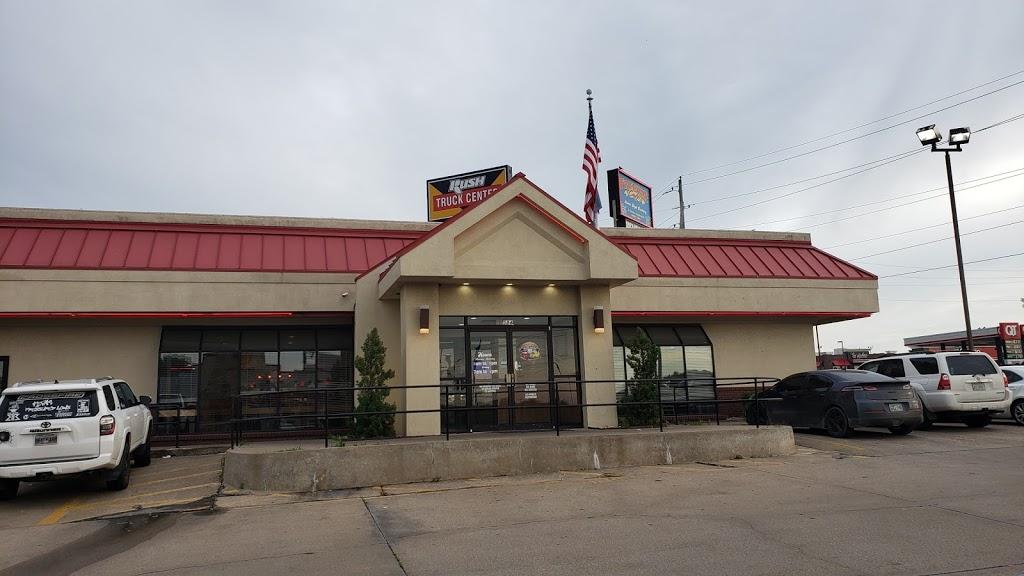 Freeway Cafe West - cafe    Photo 9 of 10   Address: 5849 S 49th W Ave, Tulsa, OK 74107, USA   Phone: (918) 292-8678
