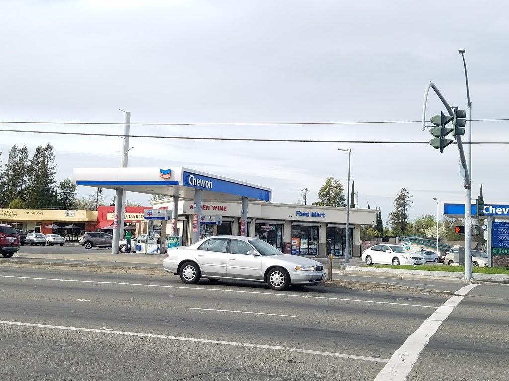 Chevron - gas station    Photo 2 of 5   Address: 4231 Arden Way, Sacramento, CA 95864, USA   Phone: (916) 487-4204