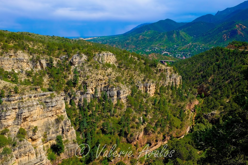 Via Ferrata Canyon - museum  | Photo 6 of 9 | Address: 100 Cave of the Winds Rd, Cascade, CO 80809, USA | Phone: (719) 685-5444
