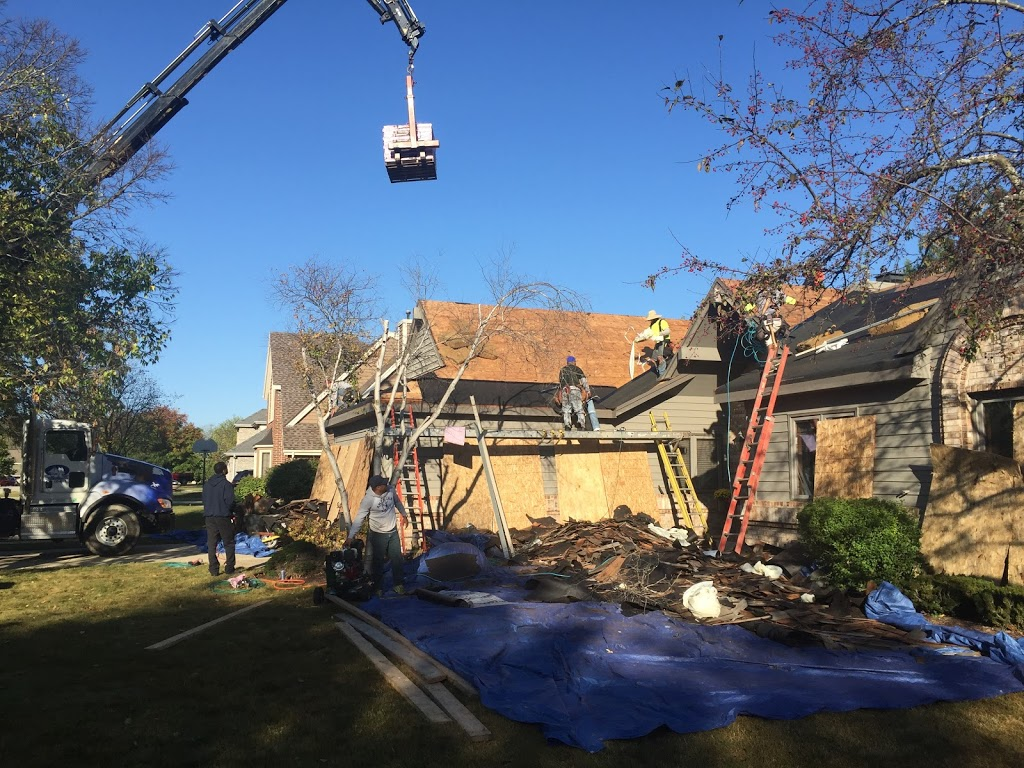 Wisconsin Roofing, LLC - roofing contractor  | Photo 10 of 10 | Address: N60 W14459 Kaul Ave, Menomonee Falls, WI 53051, USA | Phone: (262) 349-6338