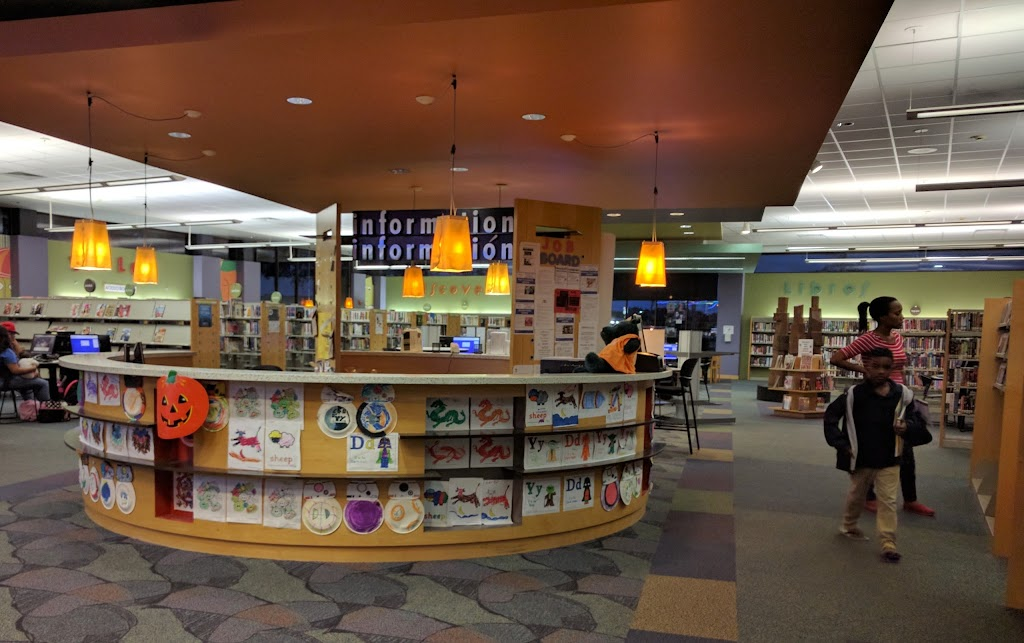 Dallas West Branch Library - library    Photo 5 of 5   Address: 2332 Singleton Blvd, Dallas, TX 75212, USA   Phone: (214) 670-6445