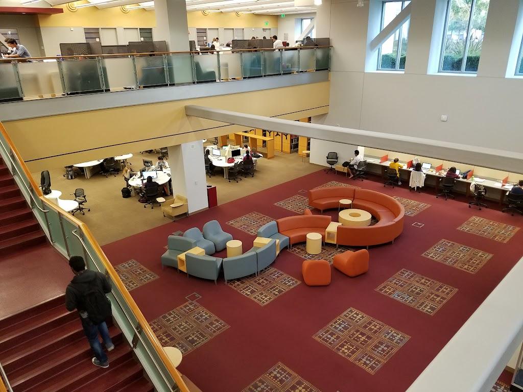 Santa Clara University Library - library    Photo 1 of 10   Address: 500 El Camino Real, Santa Clara, CA 95050, USA   Phone: (408) 554-5020